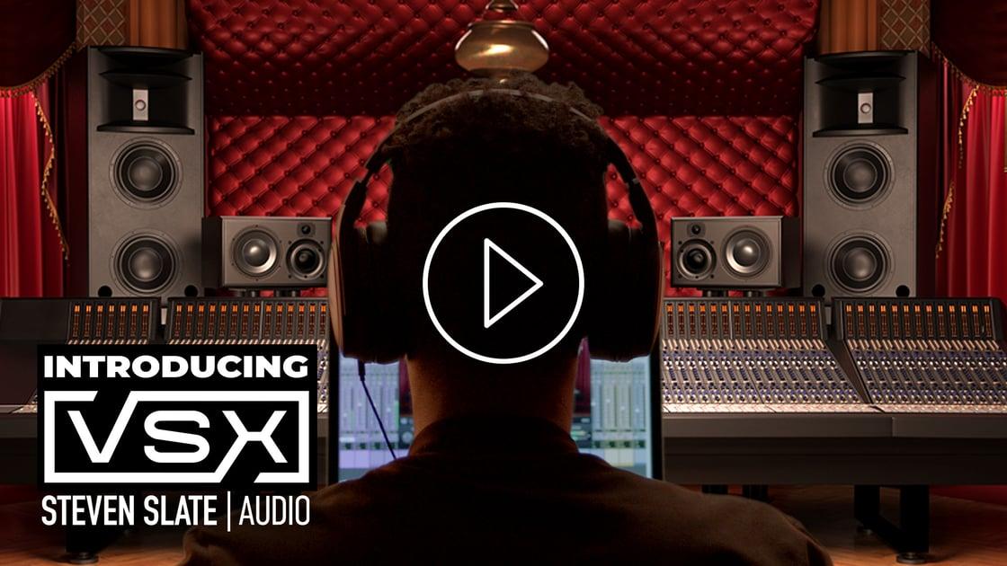 vsx launch video - steven slate audio